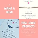 Make a wish - angel, son, grandma, brother, _