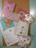 Postpapier set_