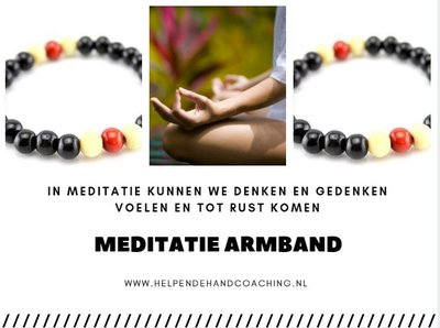 Meditatie armband
